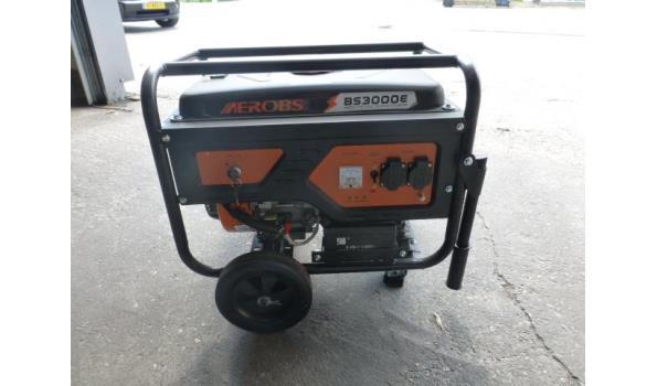 Generator 220 volt /2,8 KW