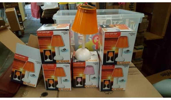 Solarlampje  7 stuks