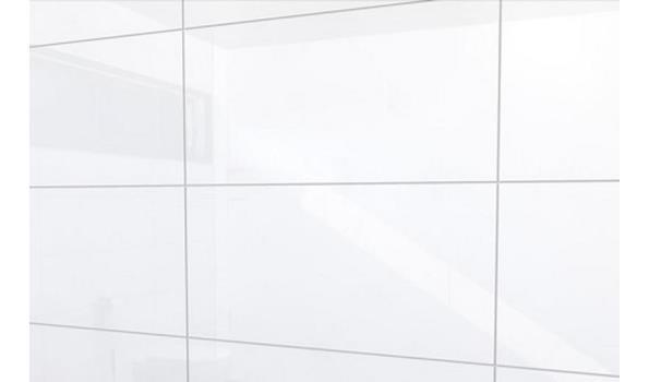 Wandtegels Wit glans 25x40cm