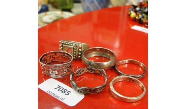 6 Ringen