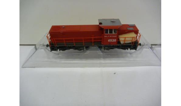 diesellok mak ns cargo  rood