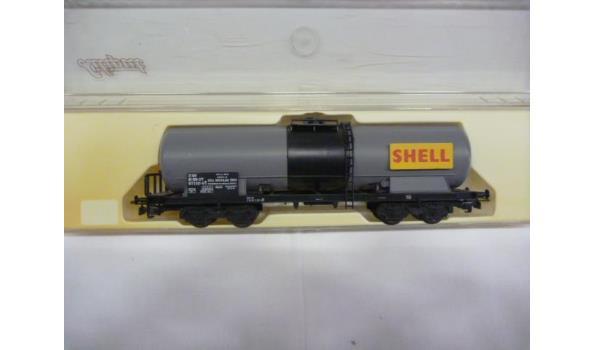 tankwagon shell