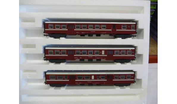 set ijsseland wagons