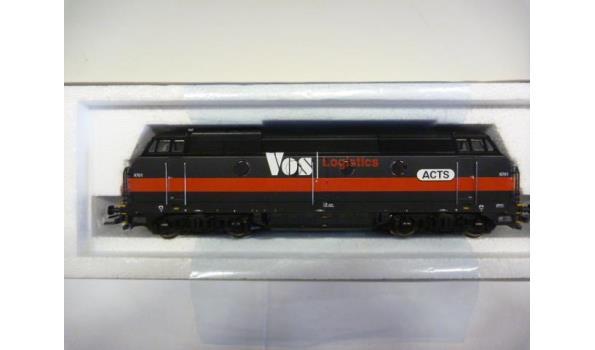 diesellok 6701 Vos acts zwart