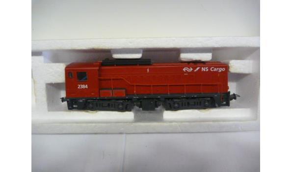 diesellok 2384 ns carco rood
