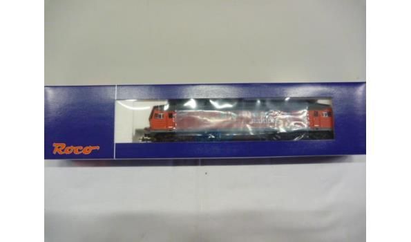 diesellok  rn 232 909-2 railion