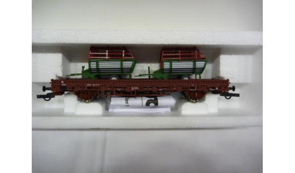 wagon met lading