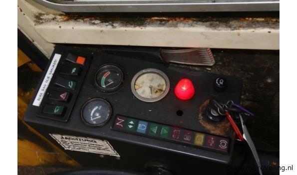 Schaeff kraan - HML 40 serie B