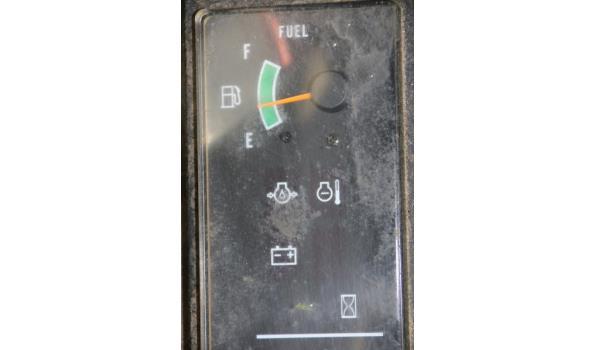 Yanmar B50V graafmachine