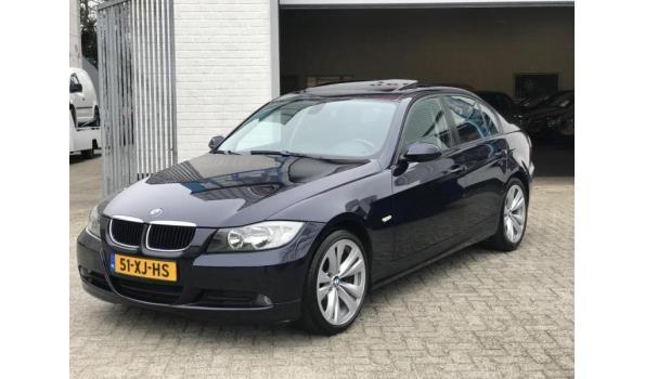 Ongekend BMW 3-SERIE 320 BJ 2007 NAVIGATIE OPEN DAK ECC AIRCO Diesel IA-98