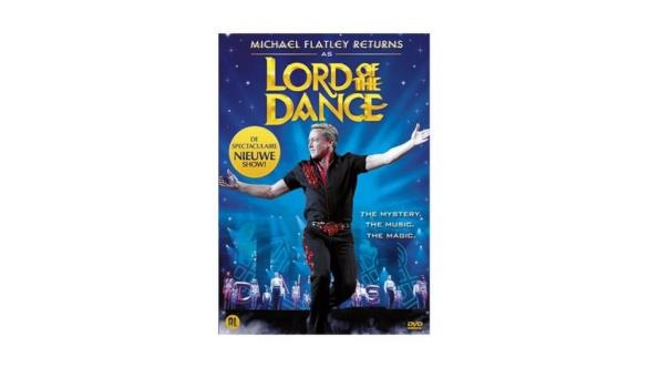 DVD Lord of the Dance