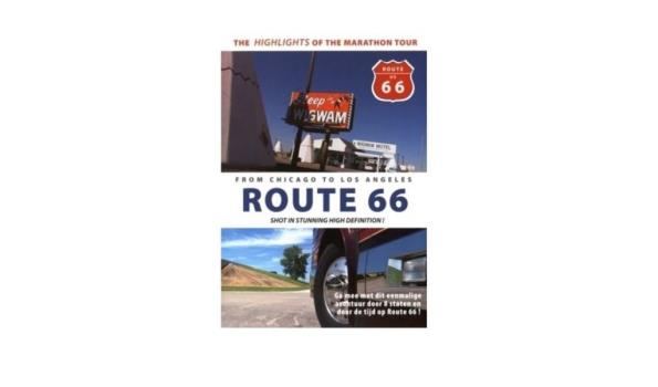 DVD Route 66