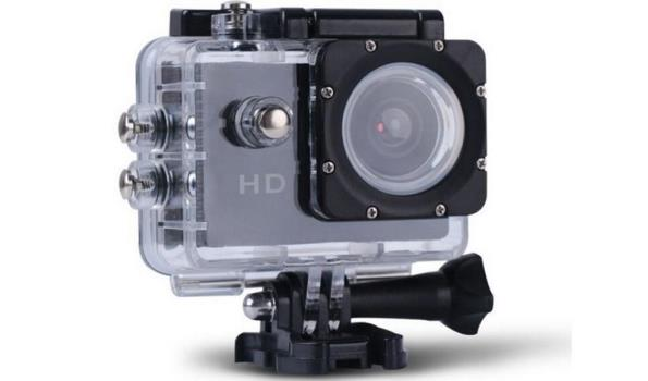 HD sport en onderwater camera