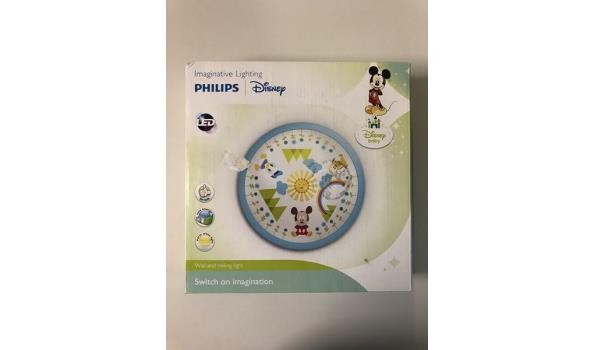 Disney LED lamp blauw