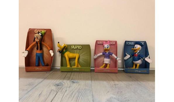 Disney figuren 4 stuks