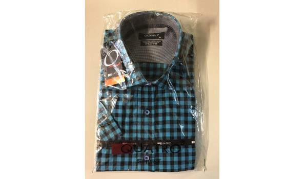 Overhemd korte mouw M
