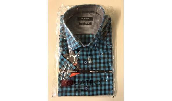 Overhemd korte mouw L