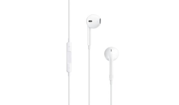 Apple EarPods mini jack aansluiting