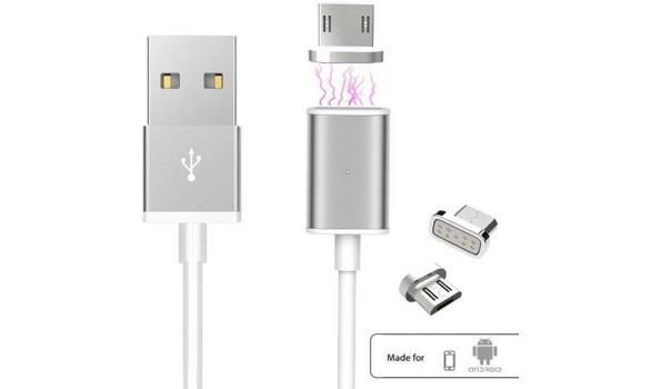 Magnetische Android kabels