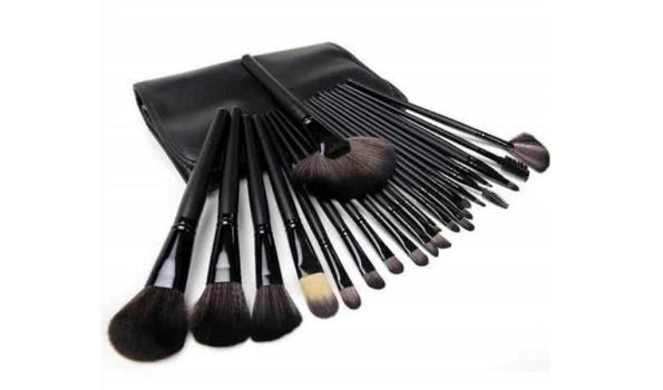 Make-up kwasten set, 24-delig