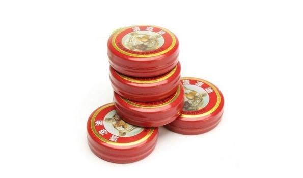 Tijgerbalsem pocket rood 15 stuks