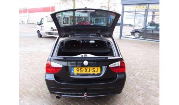 BMW 3-serie 318D I-DRIVE NAVIGATIE SPORT BJ2007 Diesel Kenteken 95XJSJ