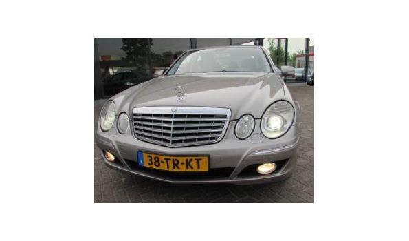 Mercedes-Benz E-klasse 280 CDI Diesel Bj. 2007 Kenteken 38TRKT