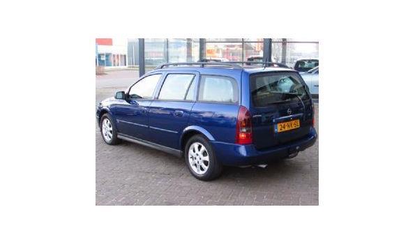 Opel Astra Wagon 1.6 Benzine Bj. 2003 Kenteken24NKSL