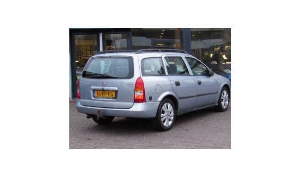 Opel Astra Wagon 1.8-16V Sport LPG3 Bj.2000 Kenteken 16FPFG