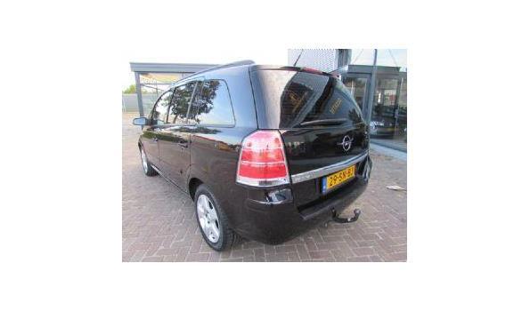 Opel Zafira 1.6 16v Executive LPG G3 Bj. 2006 Kenteken29SNBJ