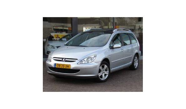 Peugeot 307 SW 2.0 16V Pack Benzine Bj. 2002 Kenteken 78JSJH