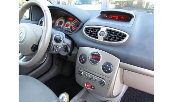 Renault Clio 1.5 dCi Dynamique Diesel Bj.2006 Kenteken 62SRRR