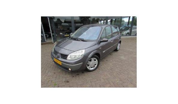 Renault Scenic MOOIE Scénic 1.6-16V KEYLES-GO Bj. 2003 Benzine Kenteken 27NHHZ