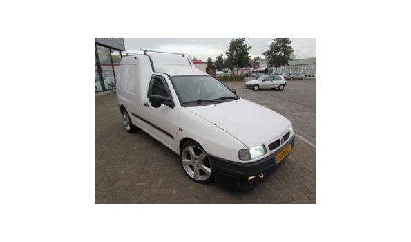 Seat Inca 1.9 SDI Elektr. Pakket - Sportvelgen Bj. 2000 Diesel Kenteken 58VVZL