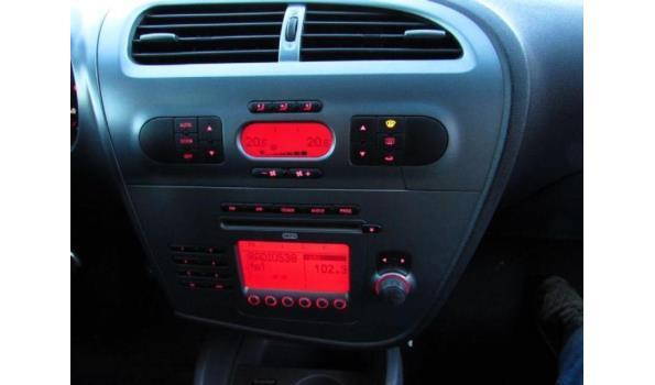 Seat Leon 1.9 TDI FR-TYPE BJ2008 Diesel Kenteken 01LRV9