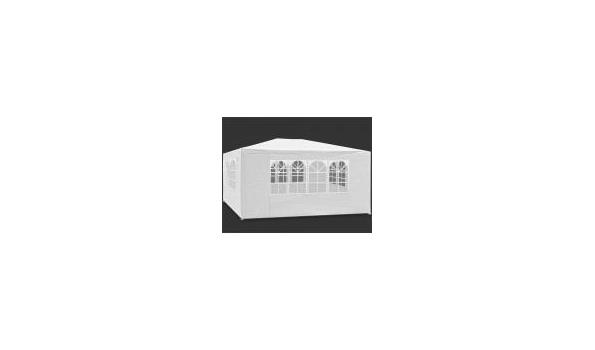 """""""Maui"""" 3x4m wit - Zijwanden en boogramen  (1102517)"""