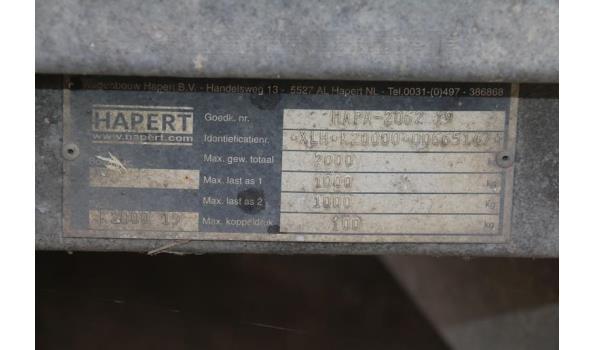 Hapert K tandemasser - WJ-ZN-59
