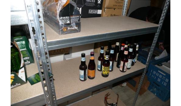 Diverse soorten bier