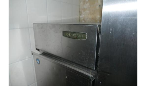 Hoshizake ijsblokjes machine