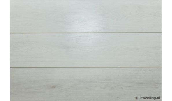 Laminaat met zeer sterke toplaag  81,5 m2 34 pak