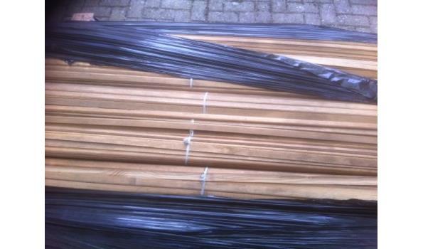 Pallet beuken houten plinten