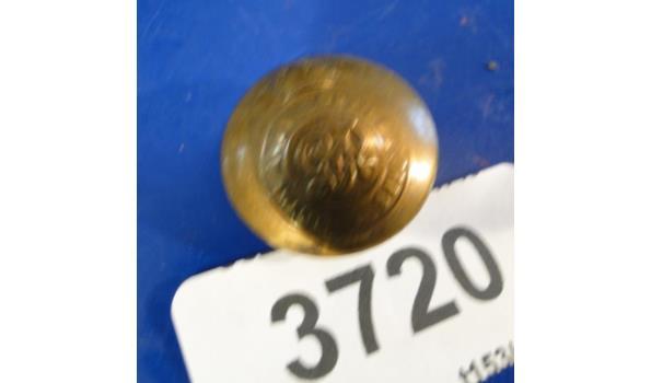 Bronzen knoop