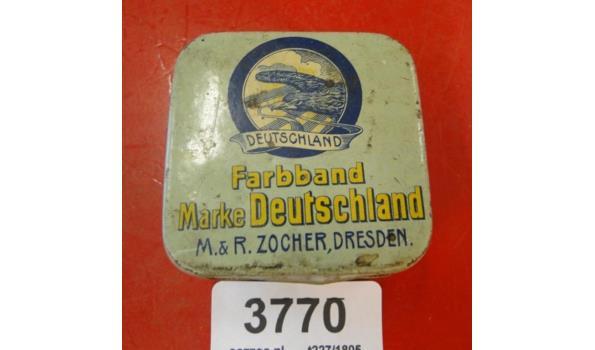 Oud blik M&R Zocher Dresden