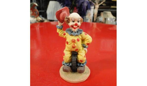 Porseleinen Clown