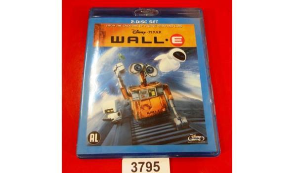 Blu-Ray dvd Wall