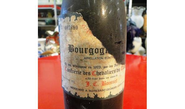 Bourgogne 1975 J.C. Boisset