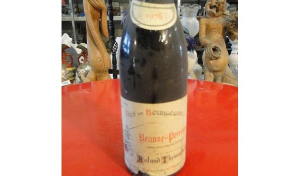 Bourgongne Beaune Perrières 1976