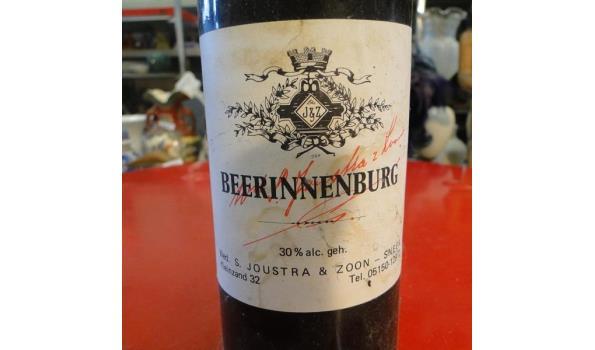 Beerinnenburg Joustra & zoon Sneek