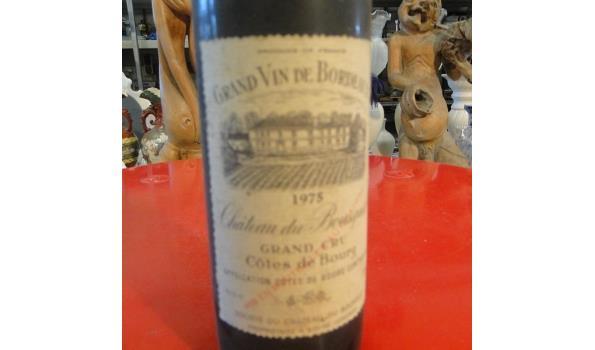 Bordeaux Château du Bousquet 1975
