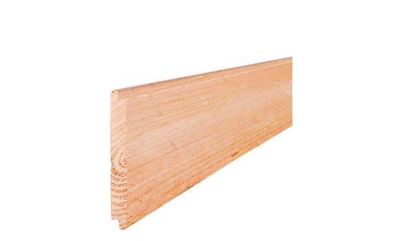 Sponningplank 20x175 cm/5 mtr
